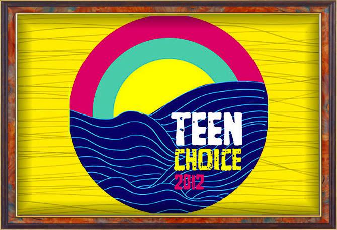 مراسم the teen choice awards 2012