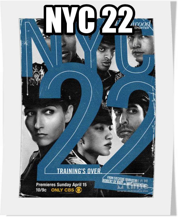 سریال NYC 22 فصل اول