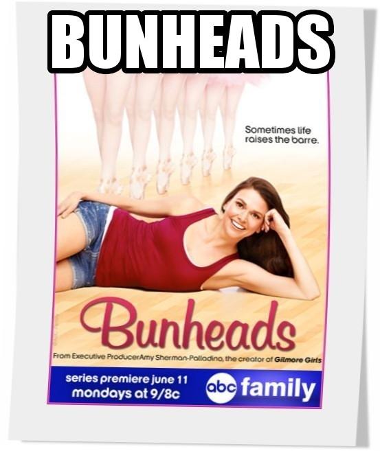 سریال Bunheads فصل اول