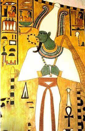 اوسیریس osiris نماد فراماسونرها
