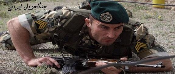 جنگجویان ایرانی