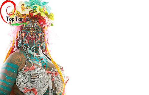 سوراخ ترین زن دنیا/رکوردار گینس