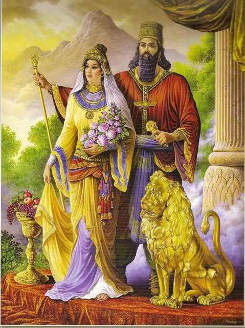 شاهان بزرگ پارس