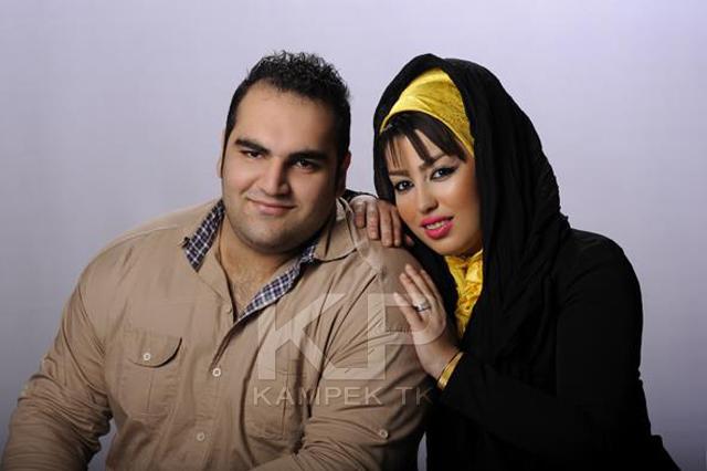 عکس های جدید بهداد سلیمی و همسرش مرداد 1391