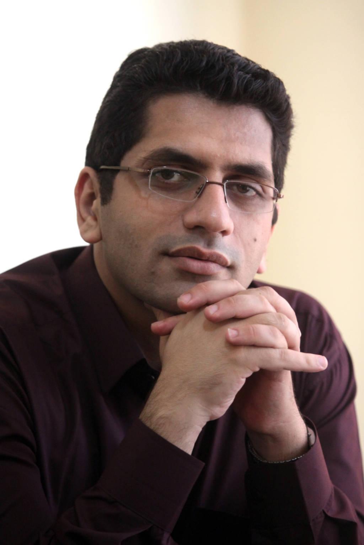 محمد آریاننیا، روزنامهنگار