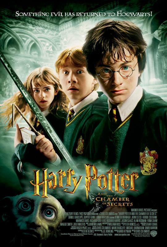 فیلم هری پاتر و تالار اسرار