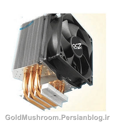 ایرواشر ، خنک کننده هوای سالن قارچ