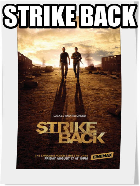 سریال  Strike Back فصل سوم