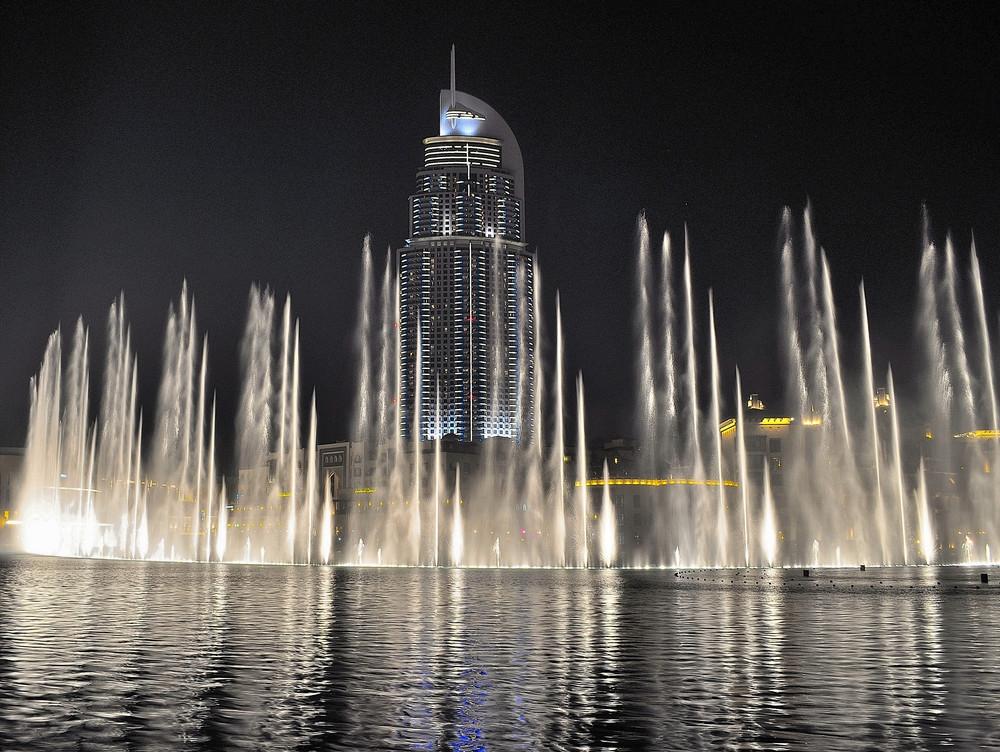 فواره دوبی