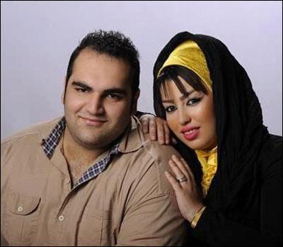 بهداد و همسرش