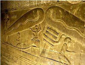 الکتریسیته در مصر باستان؟!!