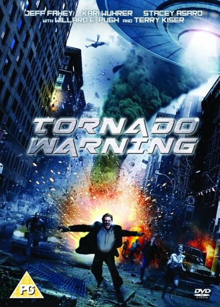 دانلود فیلم Tornado Warning 2012