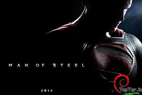 پوستر اورجینال فیلم سوپر من سال 2013