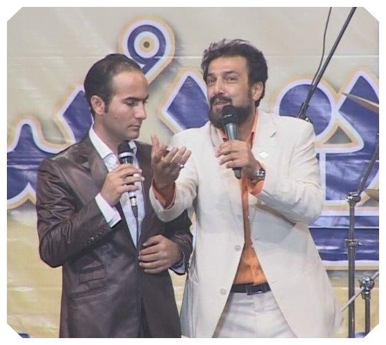 شوخی های بی نظیر امیر افشار و حسن ریوندی