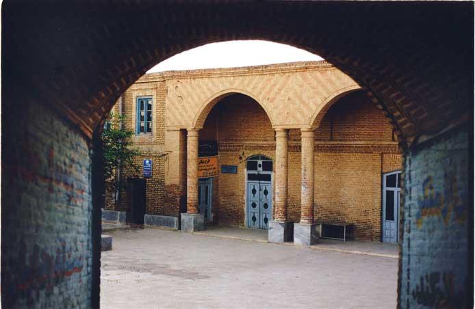 مسجد جامع و قدیمی تکاب