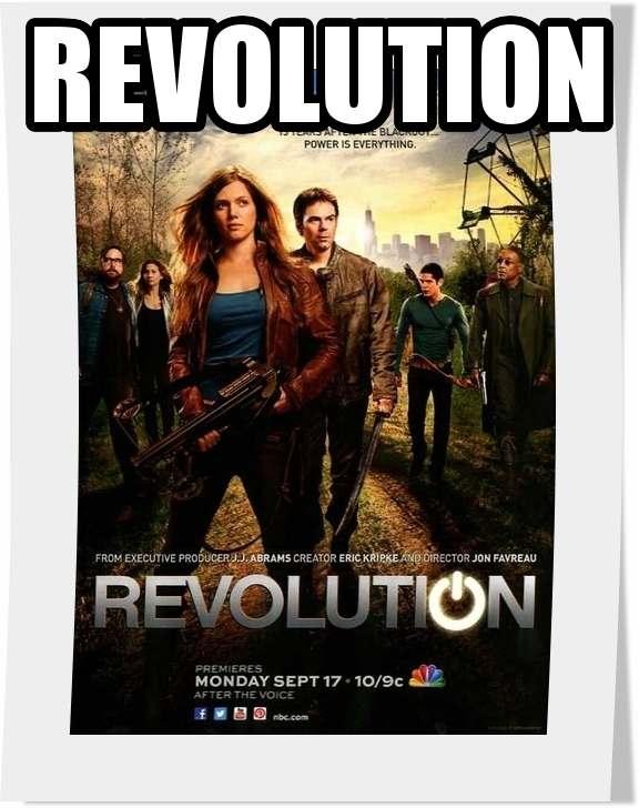 سریال Revolution فصل اول