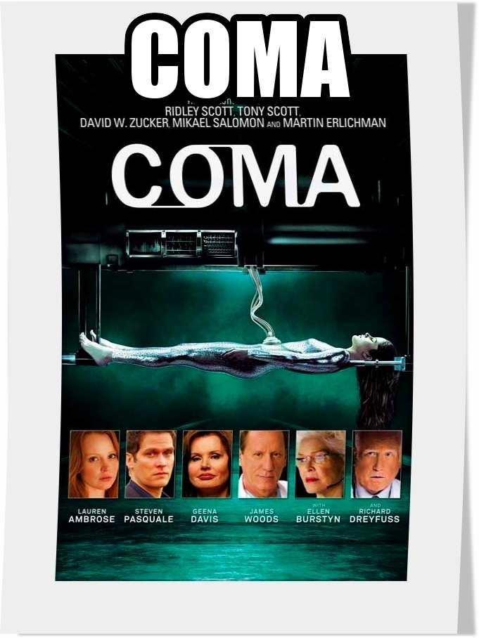 مینی سریال Coma فصل اول