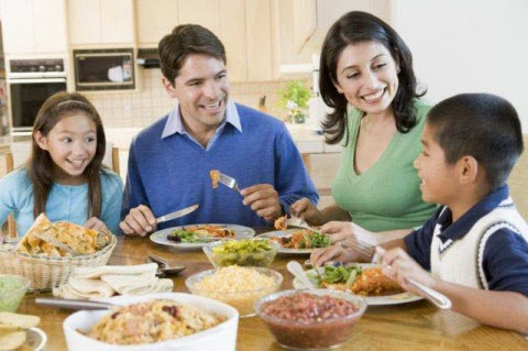 رژیم غذایی مدیترانه ای را به کودکانتان اموزش دهید
