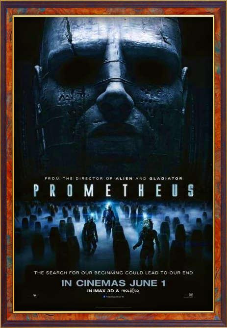 فیلم Prometheus 2012