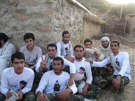 گروه جهادی نبی اکرم ص-سریش آباد-محمد حیدری-روح الله حیدری-عباس قنبری-کردستان-مریوان-قلقله