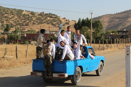 گروه جهادی نبی اکرم ص-سریش آبادی ها-محمد حیدری-کردستان-مریوان