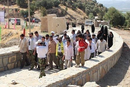 گروه جهادی نبی اکرم ص-سریش آباد-کردستان-مریوان-محمد حیدری-