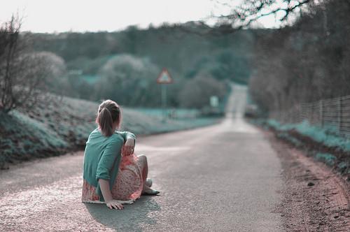 تنهایی...