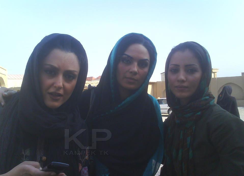 عکس های شقایق فراهانی و سارا خوئینی ها در سریال کلاه پهلوی