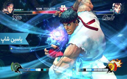بازی مبارزان خیابانی 5 | Street Fighter IV