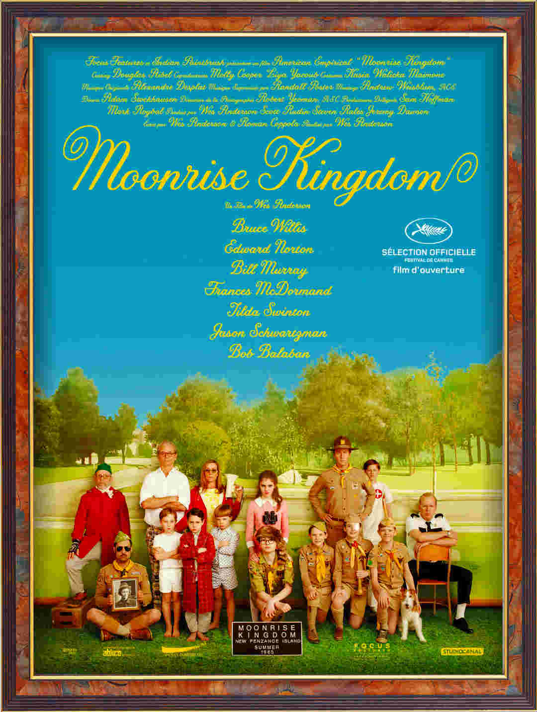فیلم Moonrise Kingdom 2012