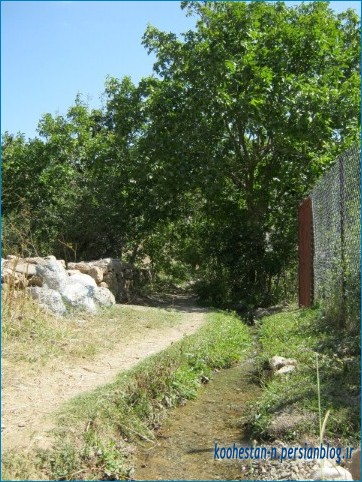 مسیر دره هملون