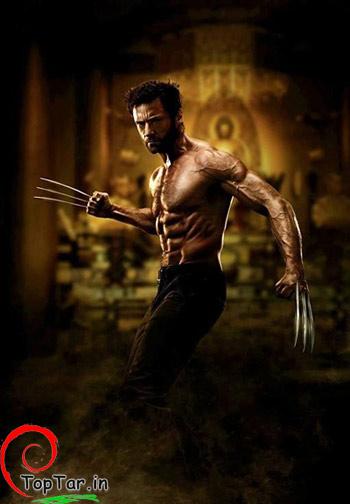 پوستر فیلم The Wolverine در سال 2013