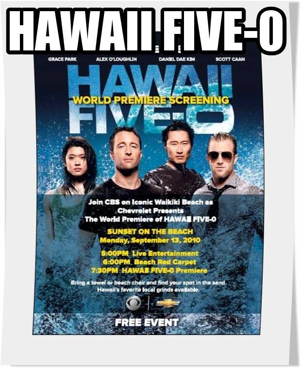 سریال Hawaii Five-0 فصل سوم