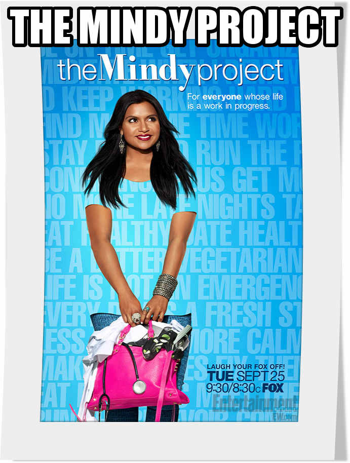 سریال The Mindy Project فصل اول