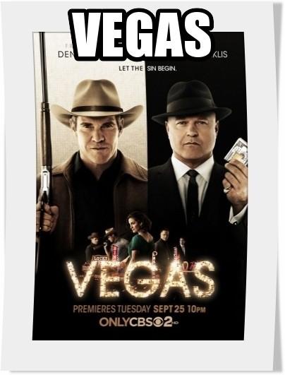 سریال Vegas فصل اول