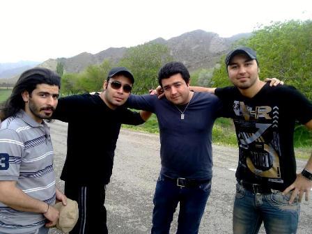 سامان شاهی - حسین صفا - محسن چاوشی - امیر ارجینی