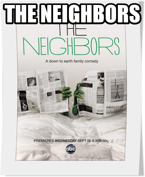 سریال The Neighbors فصل اول