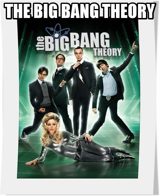 سریال The Big Bang Theory فصل ششم