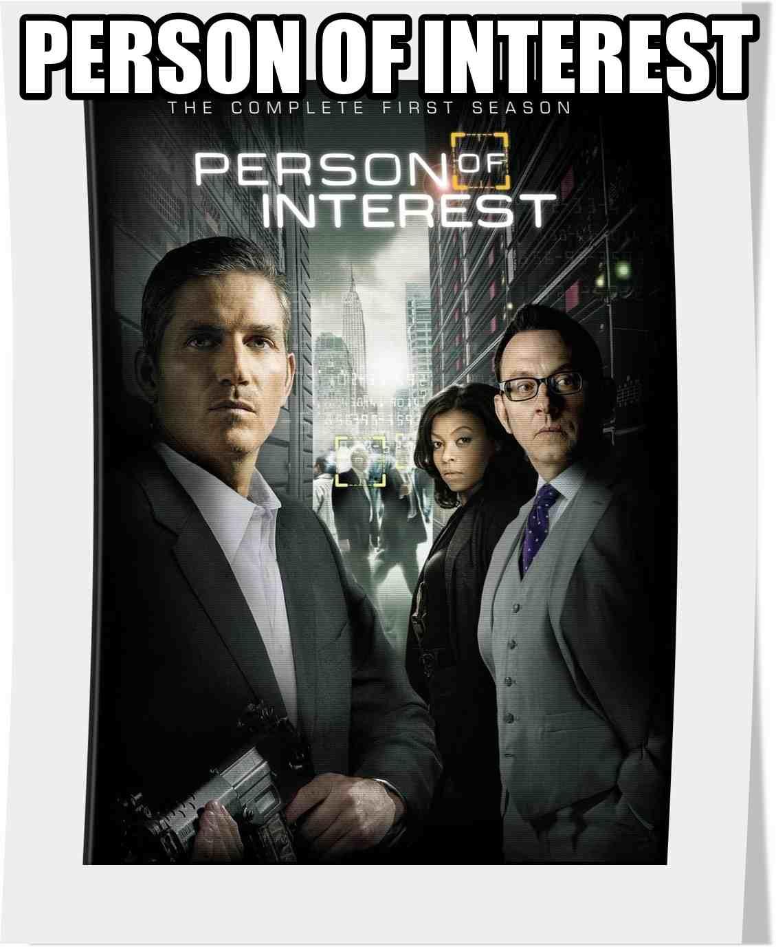 سریال Person of Interest فصل دوم