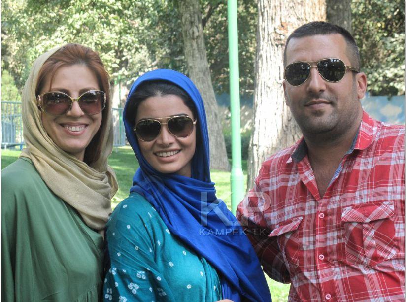 همسر تینا آخوند تبار همسر بازیگران بیوگرافی تینا آخوند تبار ازدواج تینا آخوند تبار tina akhoondtabar