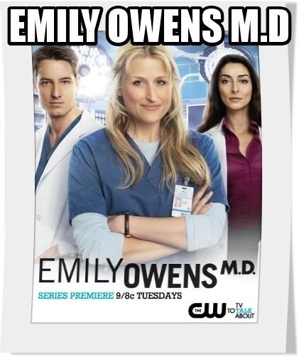 سریال Emily owens m.d فصل اول