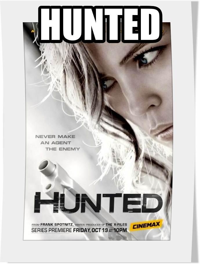 سریال Hunted فصل اول