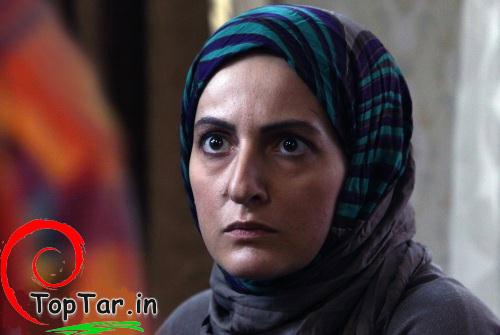 عکس شقایق دهقان در سریال دزد و پلیس