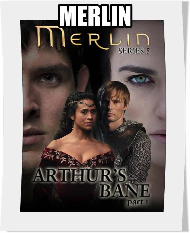 سریال merlin فصل پنجم