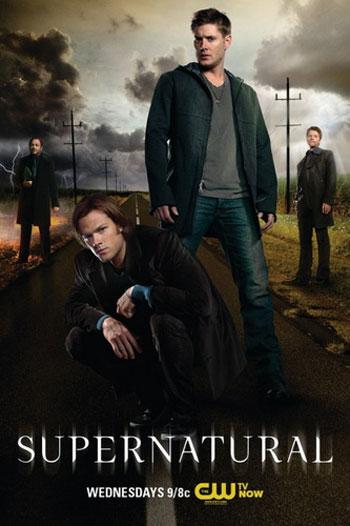 دانلود سریال Supernatural فصل 8 قسمت 2