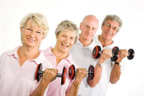ورزش های مناسب سالمندان