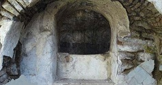 حمام روستای شیرین بلاغ بیجار ( سال 1356)