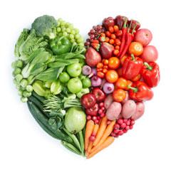 10 مداه غذایی برای سلامت قلب