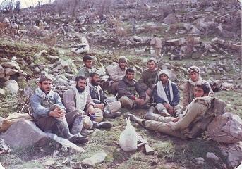 آموزشهای در کردستان تیپ 15 آبی-خاکی امام حسن مجتبی ع