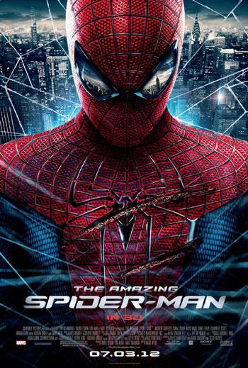 دانلود فیلم The Amazing Spider Man 2012 کیفیت RC 720p
